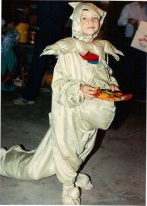 Dragon Hallowe'en 1991